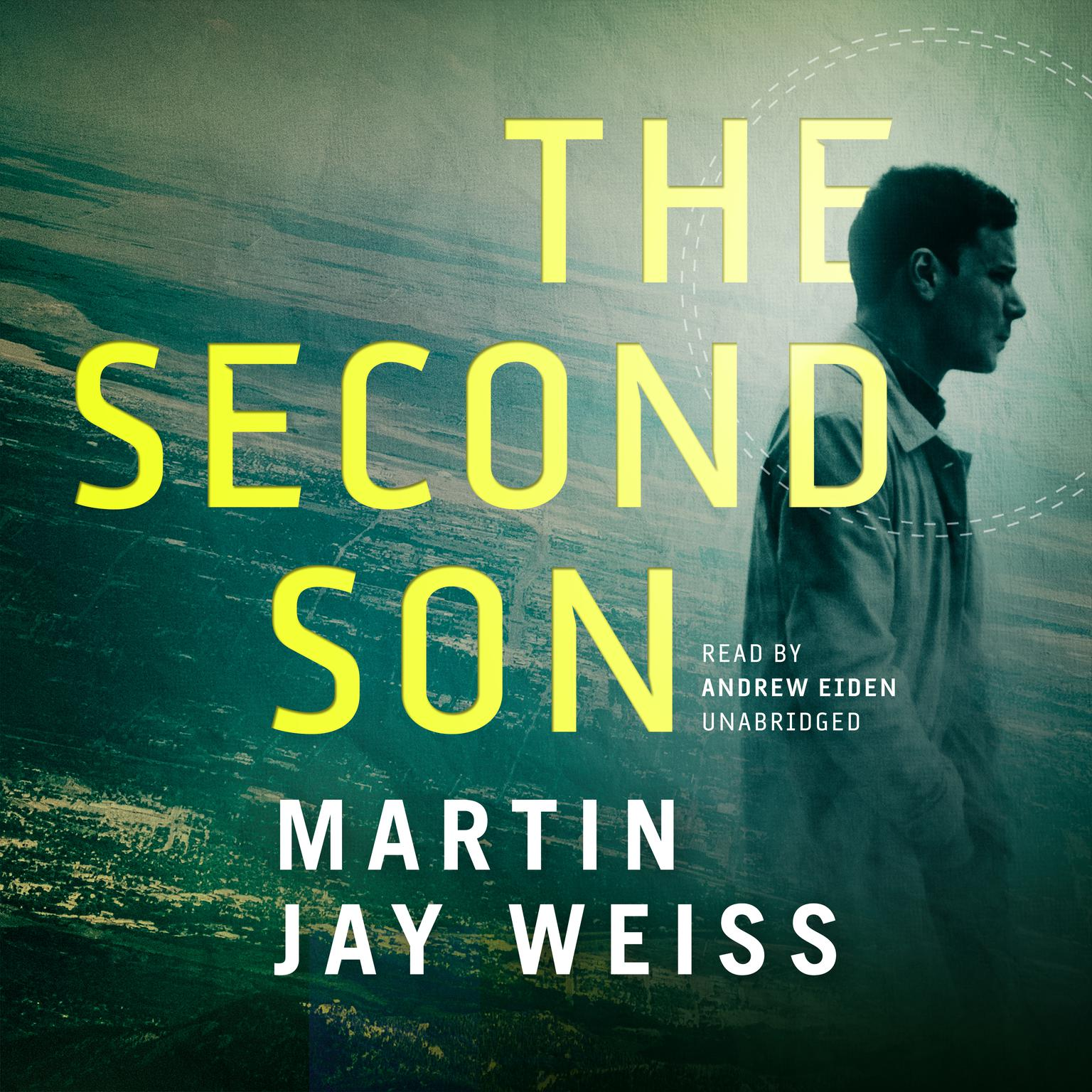Printable The Second Son Audiobook Cover Art