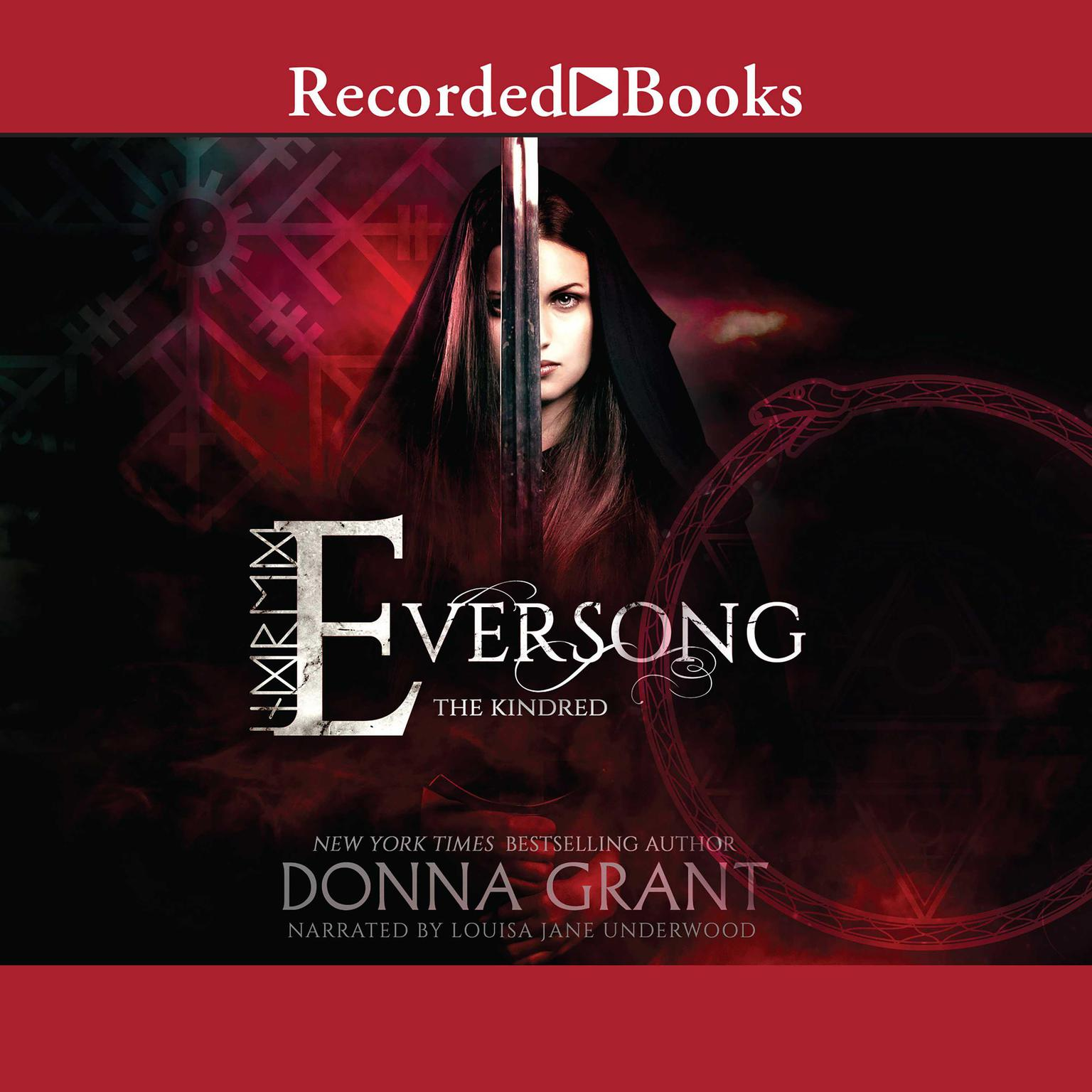 Printable Eversong Audiobook Cover Art