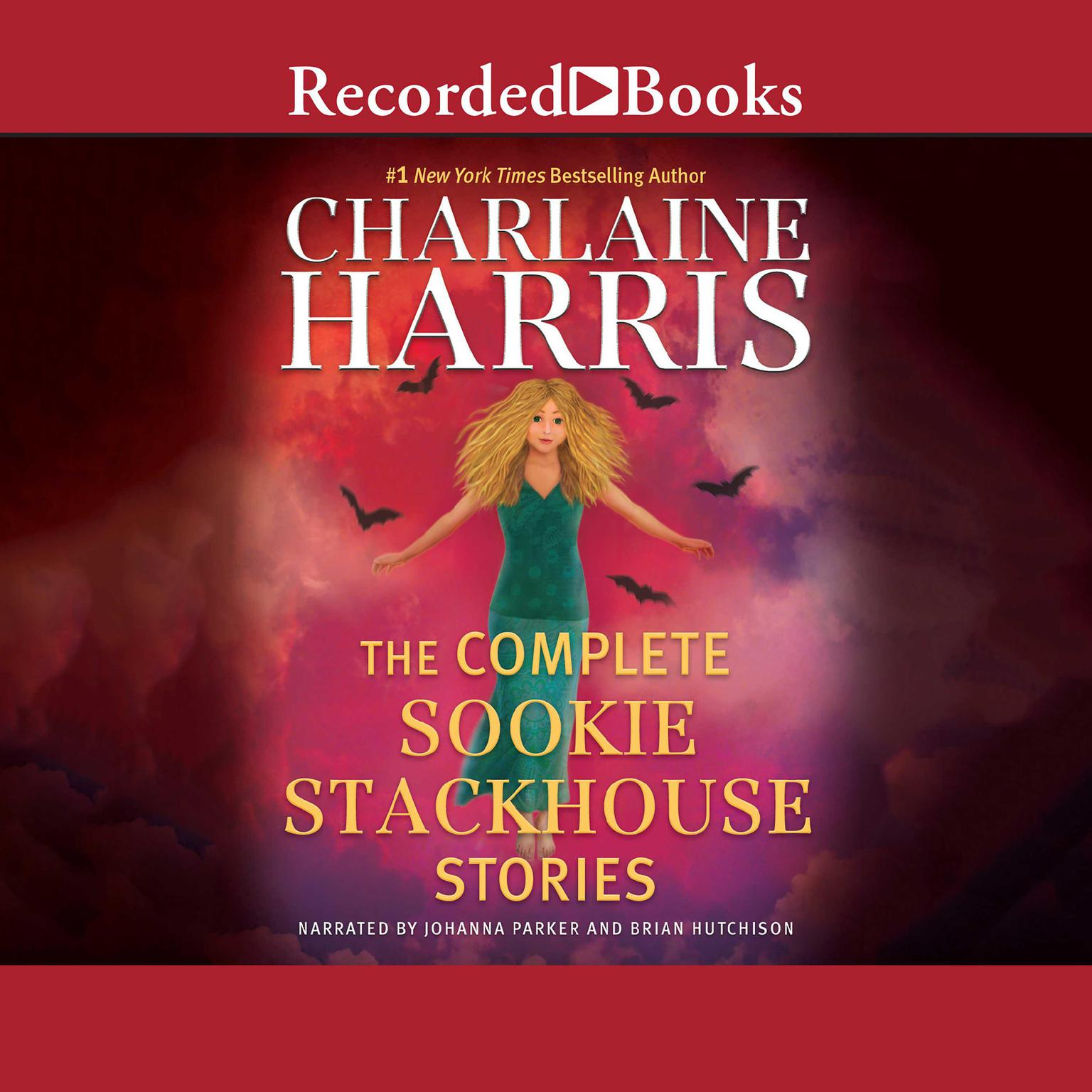 Printable The Complete Sookie Stackhouse Stories Audiobook Cover Art