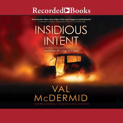 Insidious Intent Audiobook, by Val McDermid