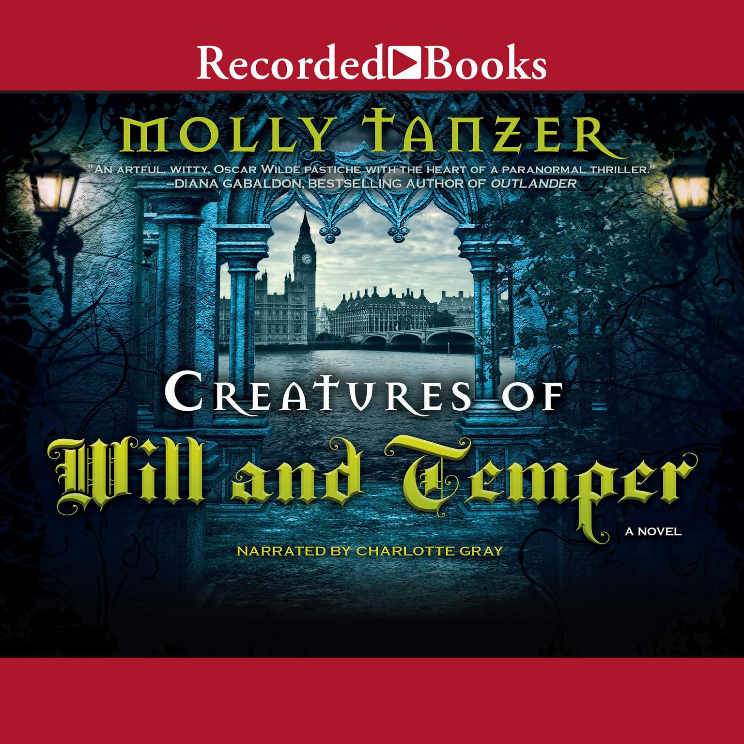 Printable Creatures of Will and Temper Audiobook Cover Art