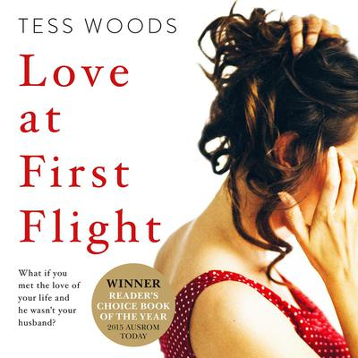 Love at First Flight Audiobook, by Tess Woods
