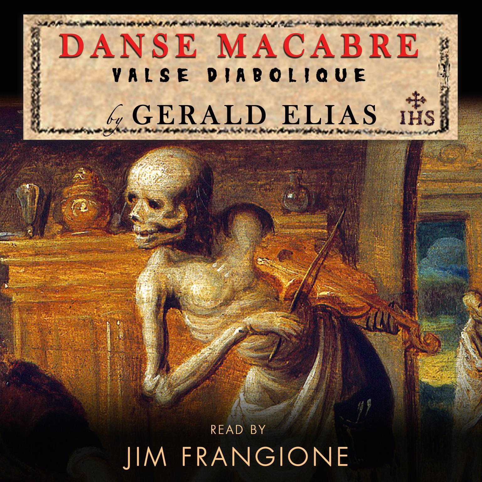 Printable Danse Macabre: Valse Diabolique Audiobook Cover Art