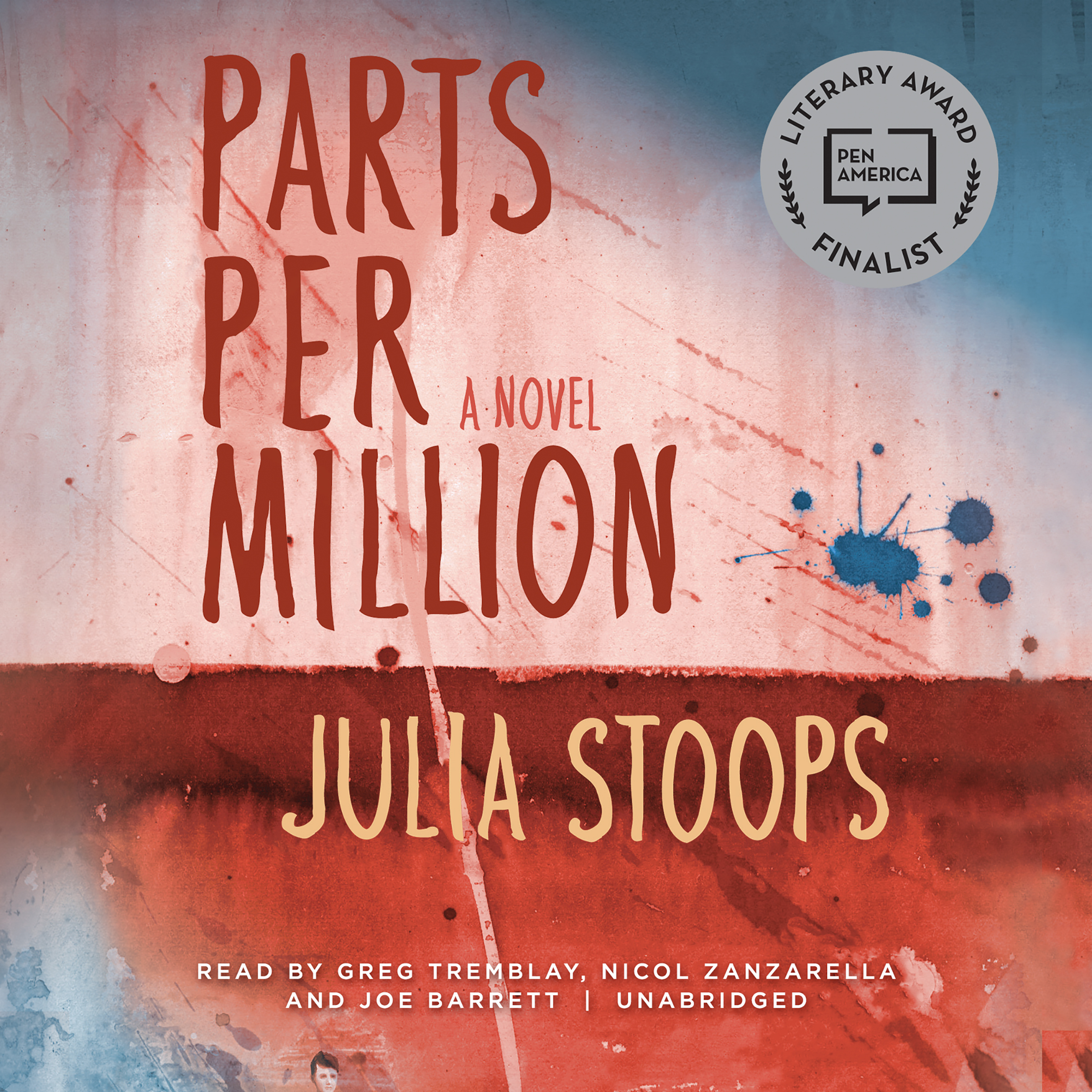 Printable Parts per Million Audiobook Cover Art