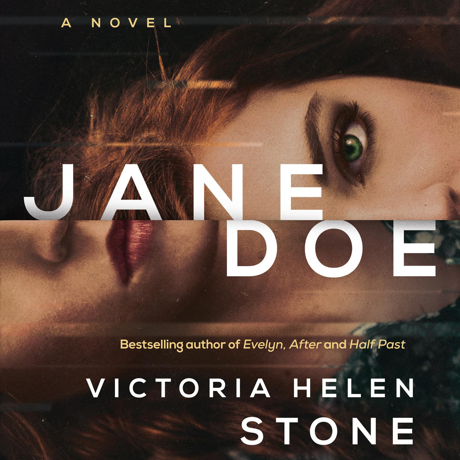 Printable Jane Doe: A Novel Audiobook Cover Art