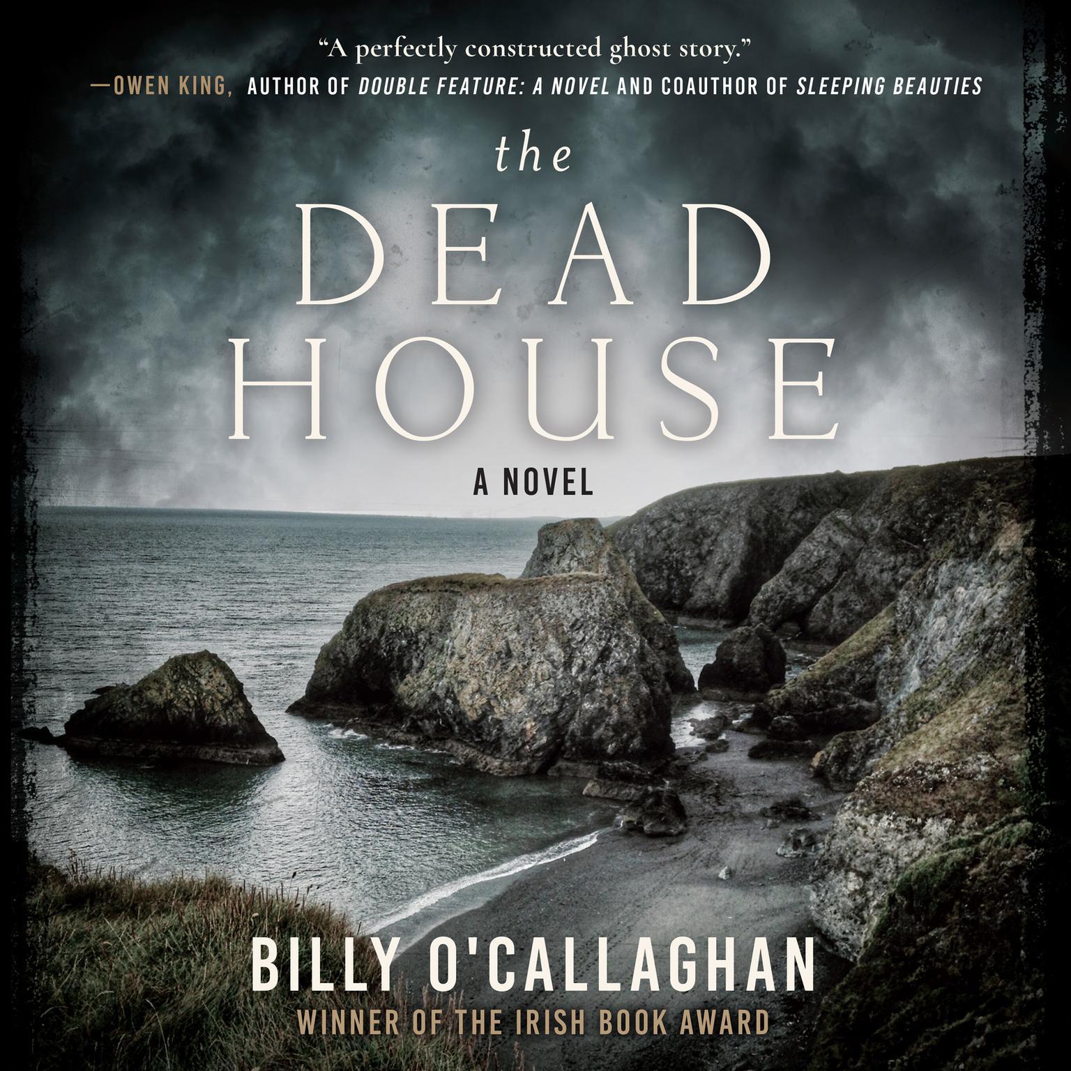 Printable The Dead House: A Novel Audiobook Cover Art