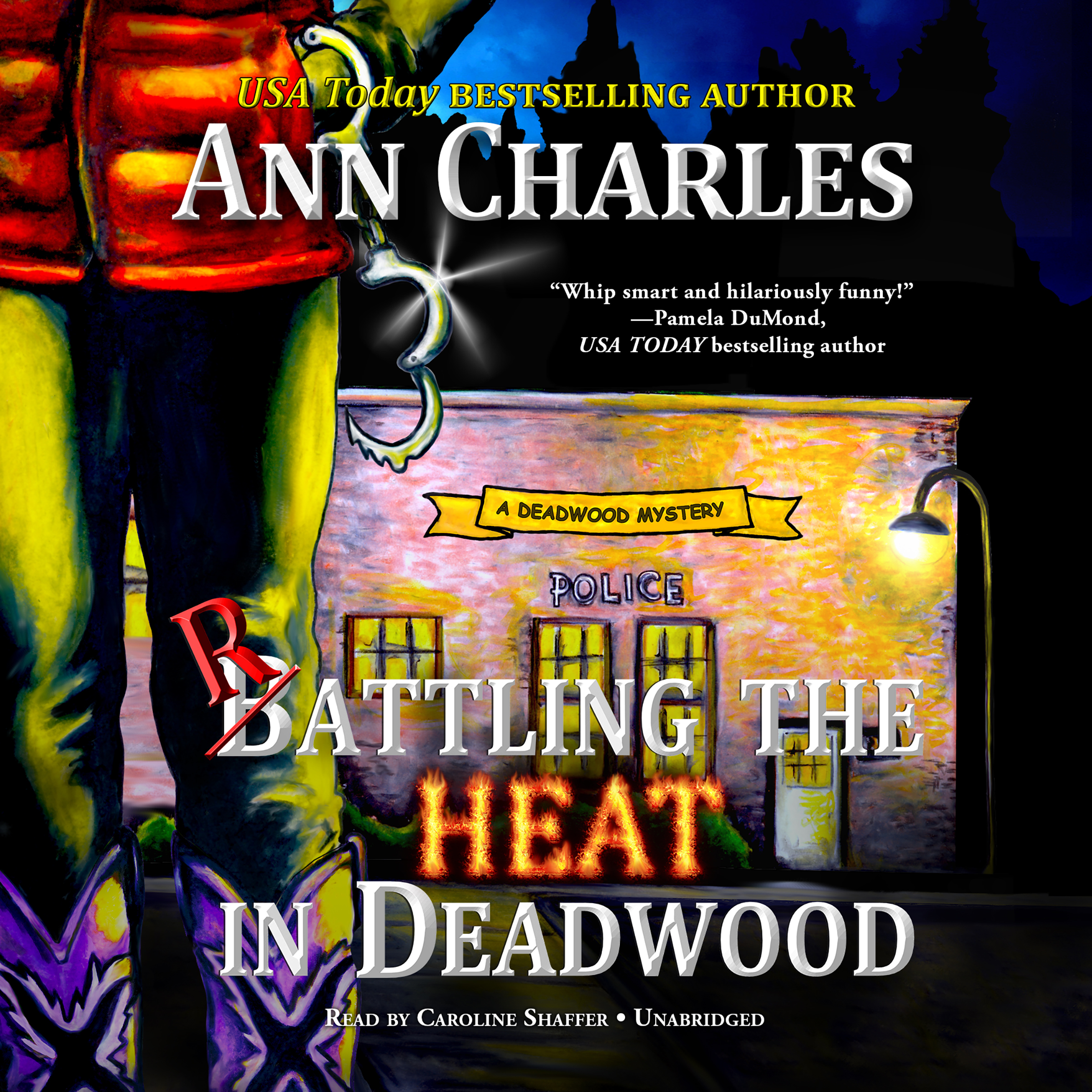 Extended Audio Sample Rattling The Heat In Deadwood Audiobook By Ann Charles