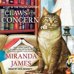 Claws for Concern Audiobook, by Miranda James