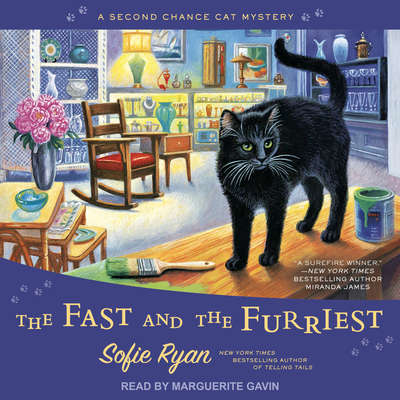 The Fast and the Furriest Audiobook, by