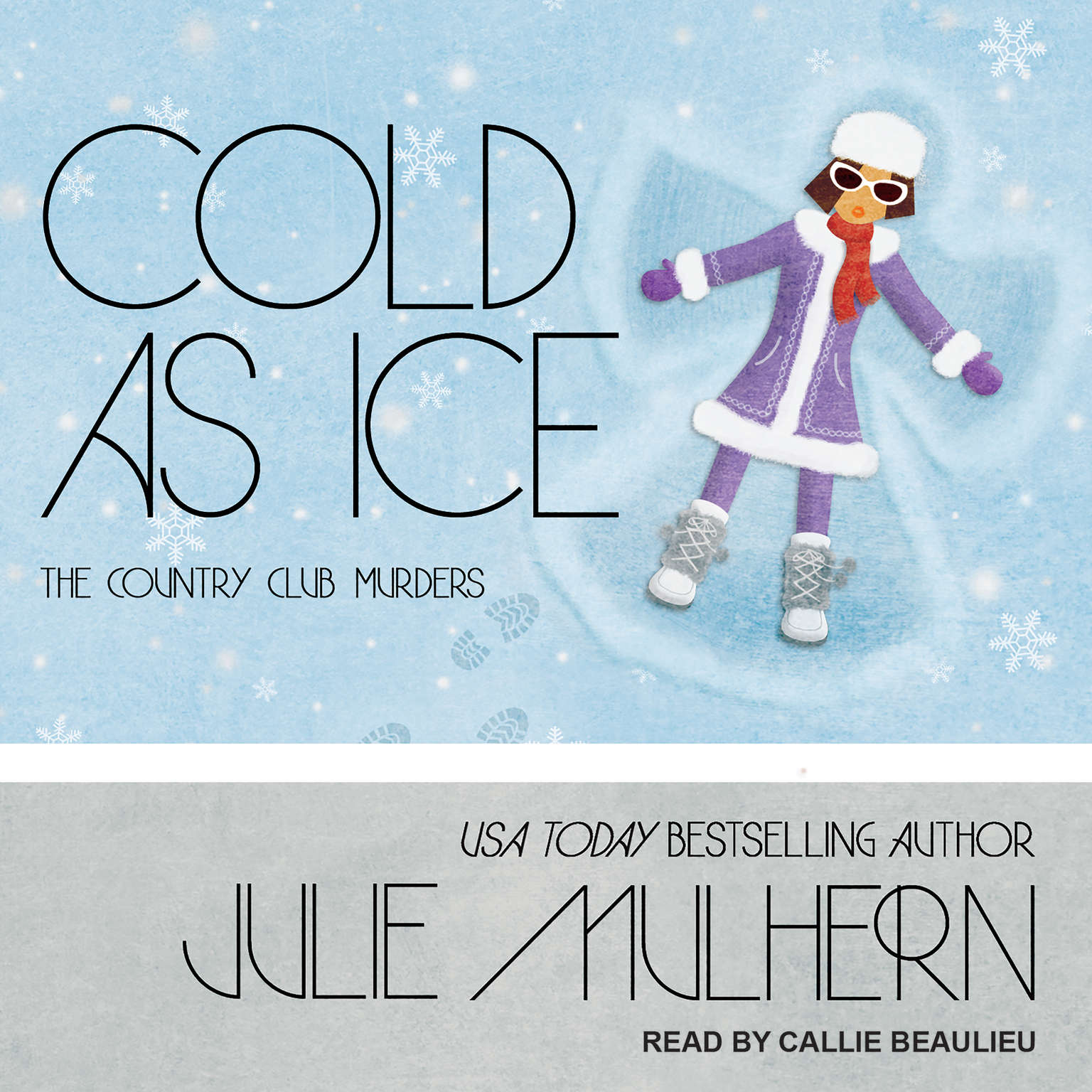 Cold as Ice Audiobook, by Julie Mulhern