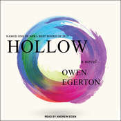 Hollow: A Novel Audiobook, by Owen Egerton