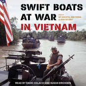 Swift Boats at War in Vietnam Audiobook, by John Yeoman