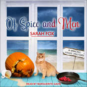 Of Spice and Men Audiobook, by Sarah Fox