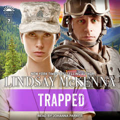 Trapped Audiobook, by Lindsay McKenna
