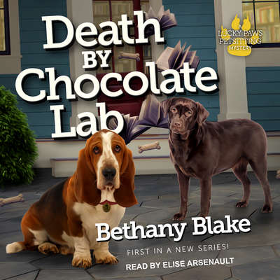 Death by Chocolate Lab Audiobook, by Bethany Blake