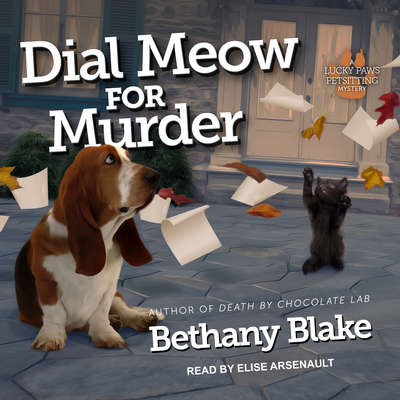 Dial Meow for Murder Audiobook, by Bethany Blake