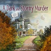 A Dark and Stormy Murder Audiobook, by Julia Buckley