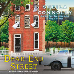 Dead End Street Audiobook, by Sheila Connolly