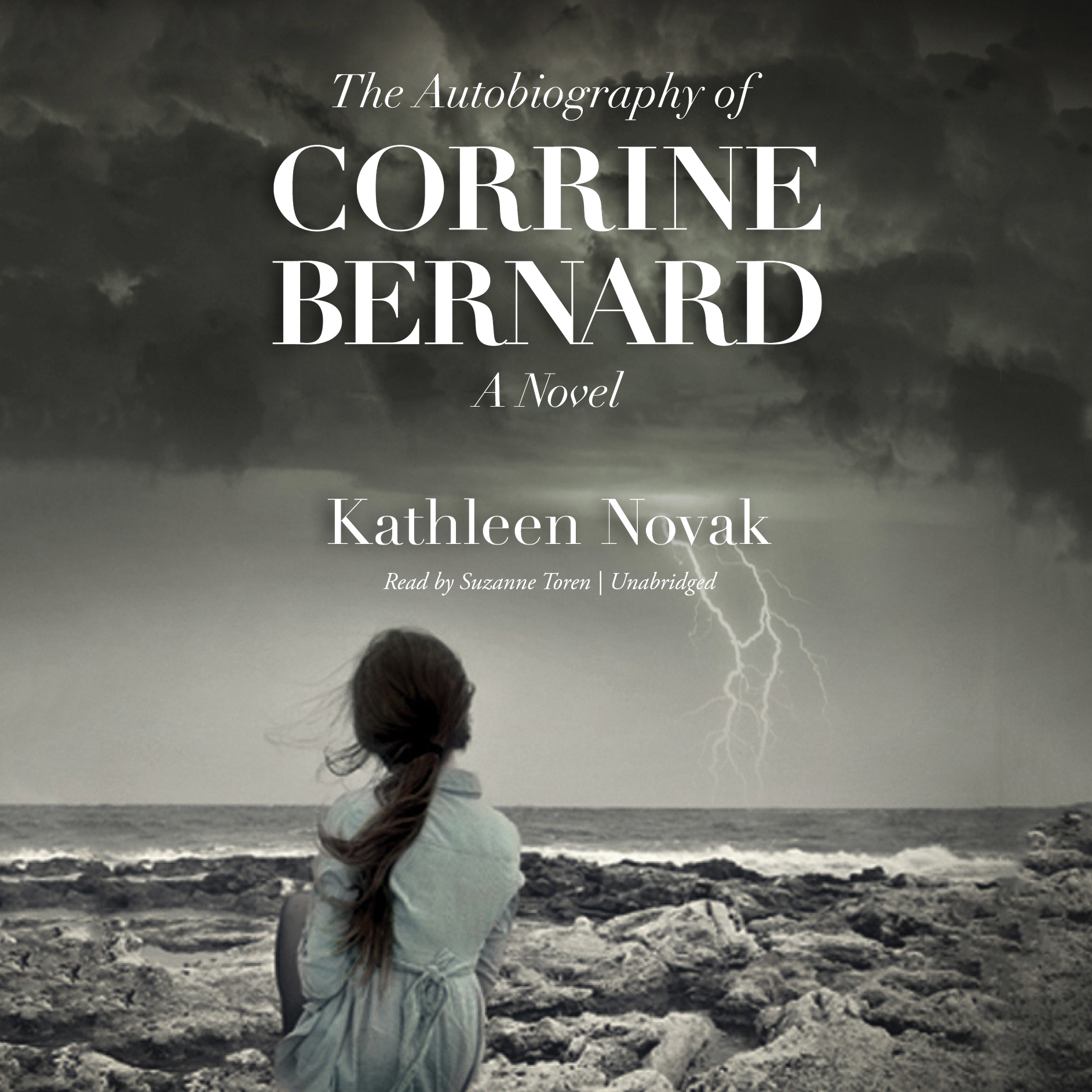 Printable The Autobiography of Corrine Bernard: A Novel Audiobook Cover Art