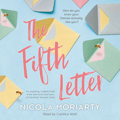The Fifth Letter Unabridged Audiobook, by Nicola Moriarty