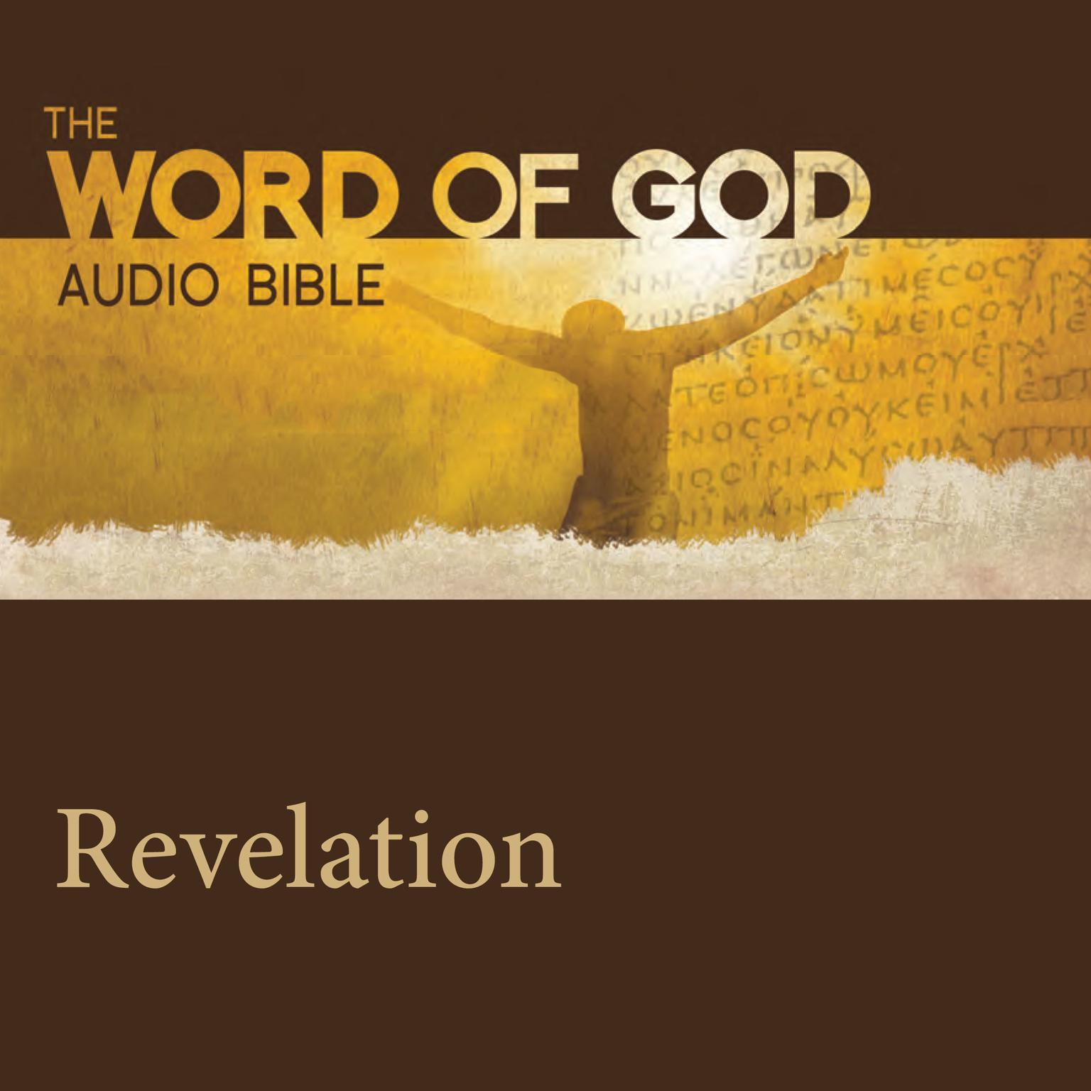 Printable The Word of God: Revelation Audiobook Cover Art