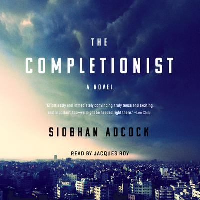 The Completionist Audiobook, by Siobhan Adcock