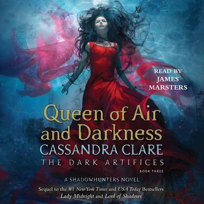 Queen of Air and Darkness Audiobook, by Cassandra Clare