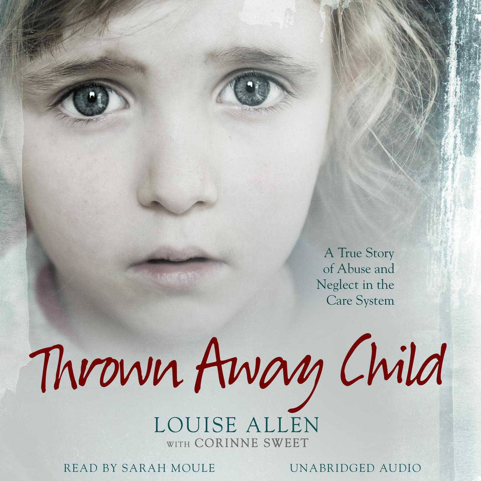 Printable Thrown Away Child Audiobook Cover Art