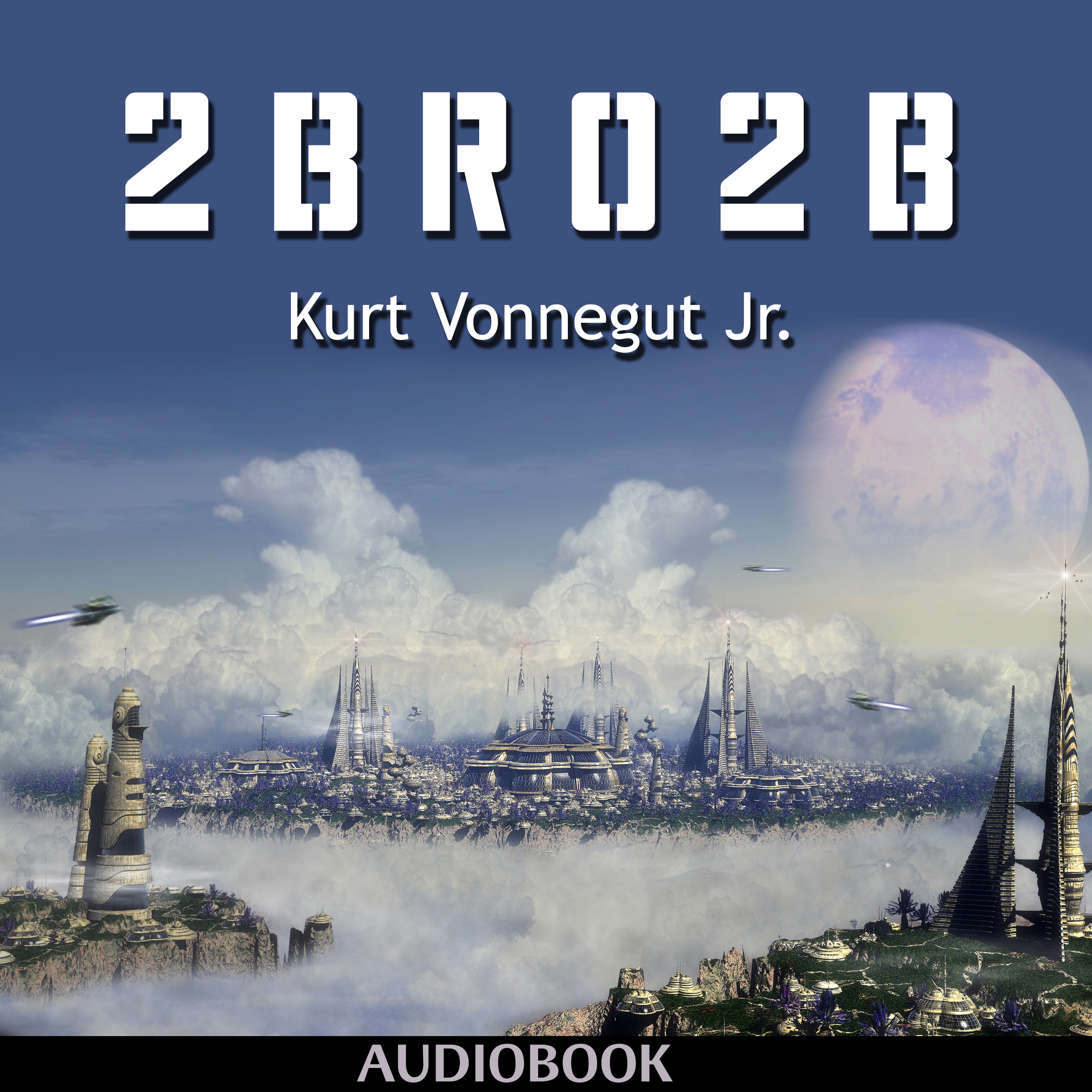 Printable 2 B R 0 2 B Audiobook Cover Art