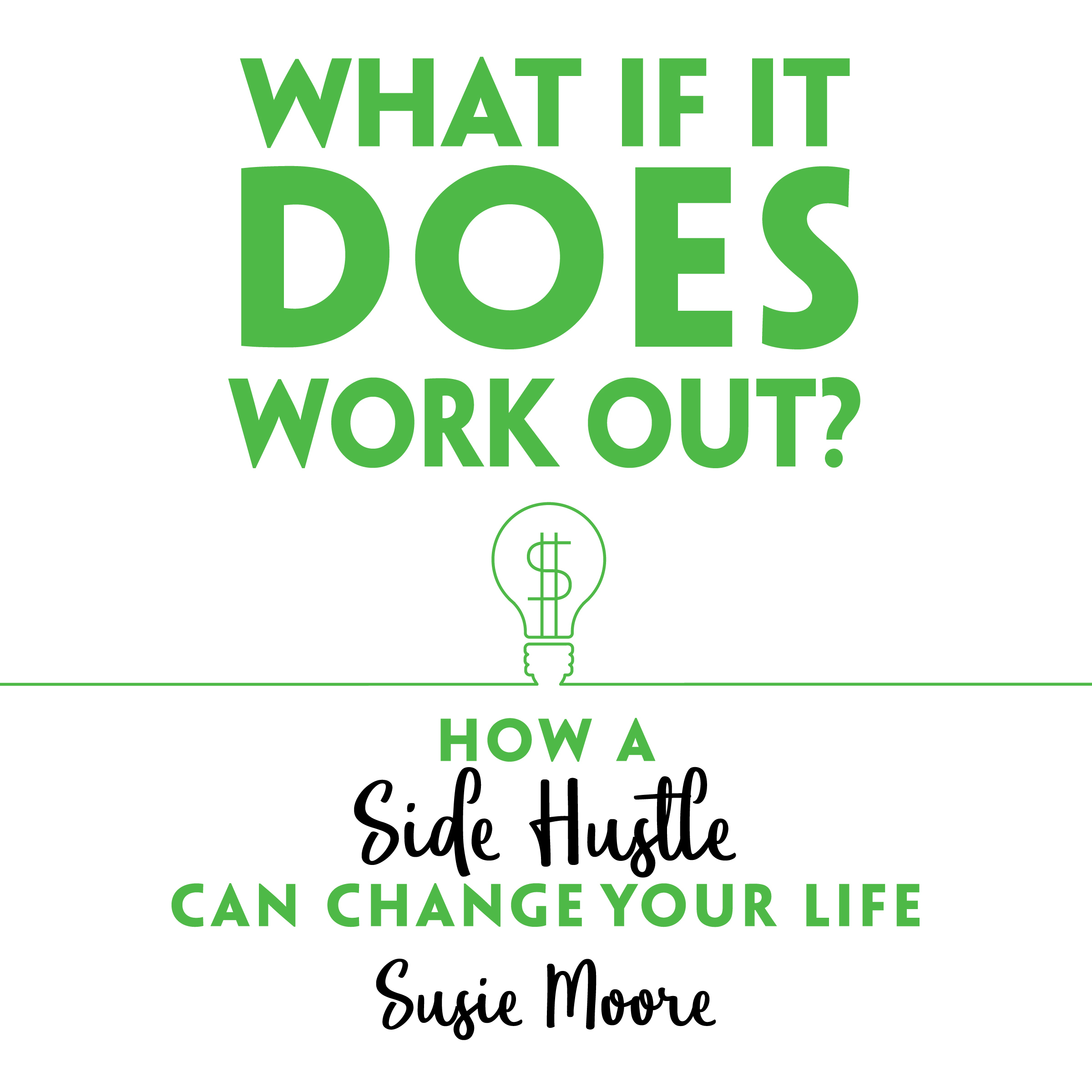 Printable What If It Does Work Out?: How a Side Hustle Can Change Your Life Audiobook Cover Art