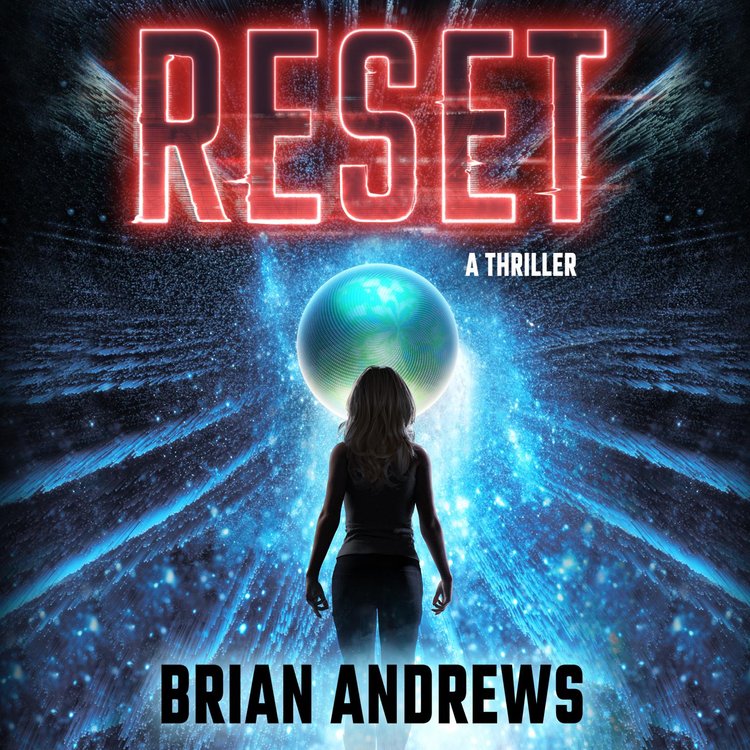 Printable Reset Audiobook Cover Art