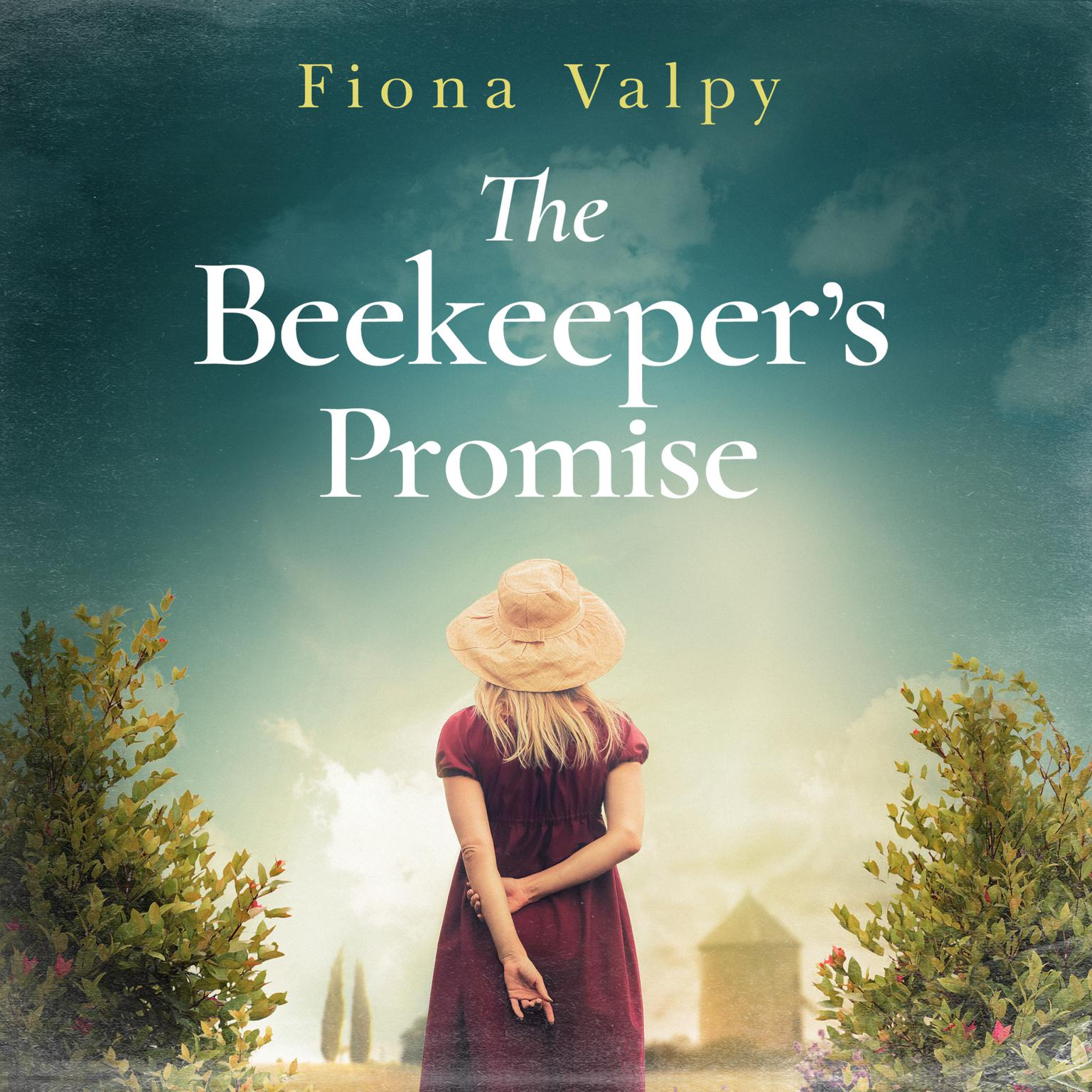 Printable The Beekeeper's Promise Audiobook Cover Art