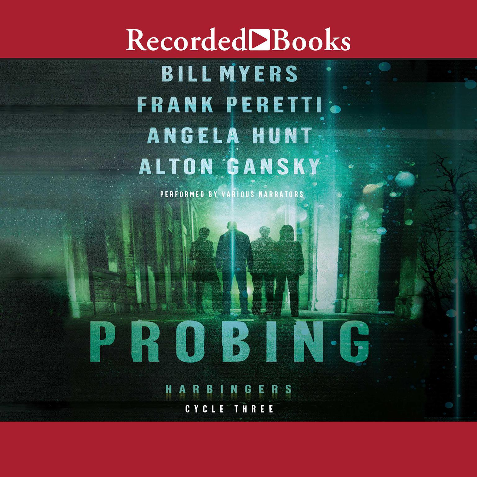 Printable Probing Audiobook Cover Art