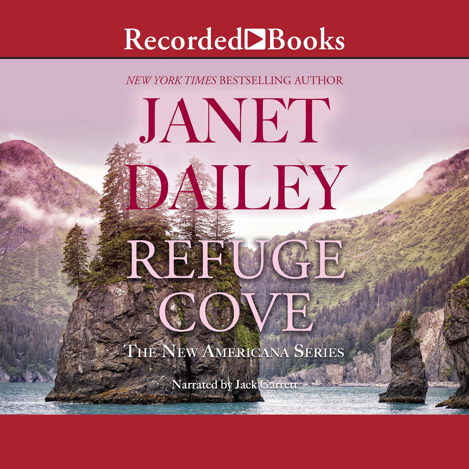 Printable Refuge Cove Audiobook Cover Art