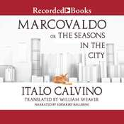 Marcovaldo: or the Seasons in the City Audiobook, by Italo Calvino