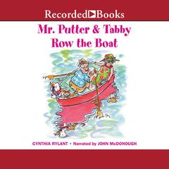Mr. Putter & Tabby Row the Boat Audiobook, by Cynthia Rylant
