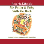 Mr. Putter and Tabby Write the Book Audiobook, by Cynthia Rylant
