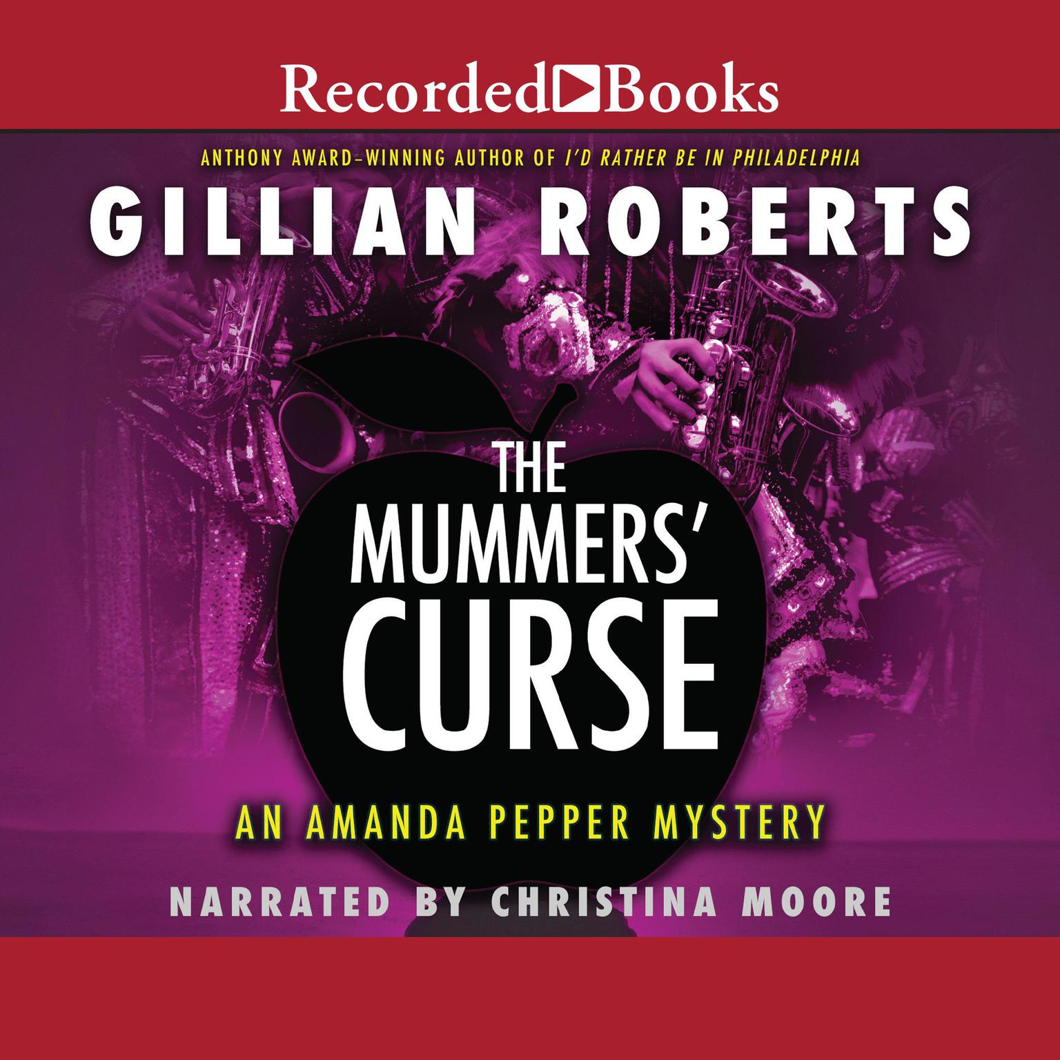 Printable The Mummer's Curse Audiobook Cover Art