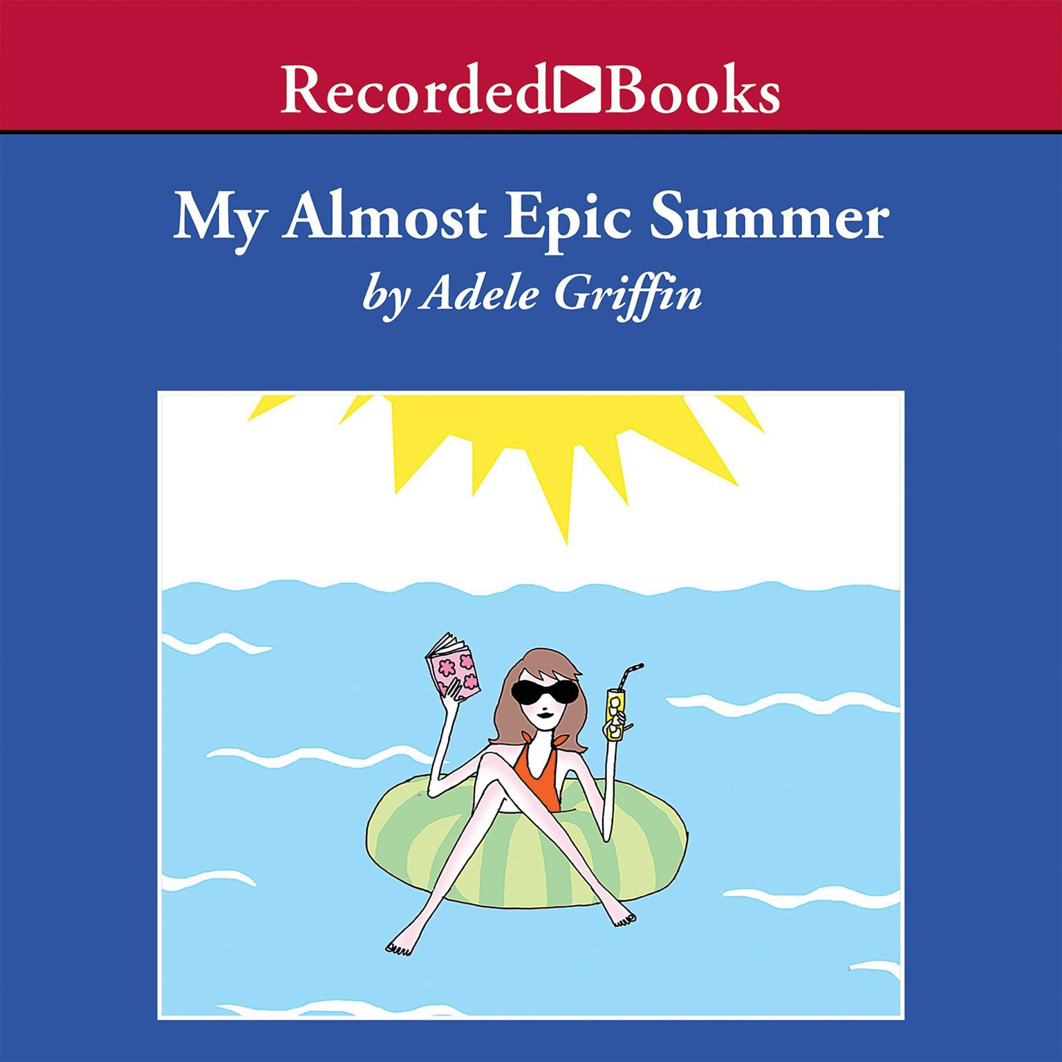 Printable My Almost Epic Summer Audiobook Cover Art