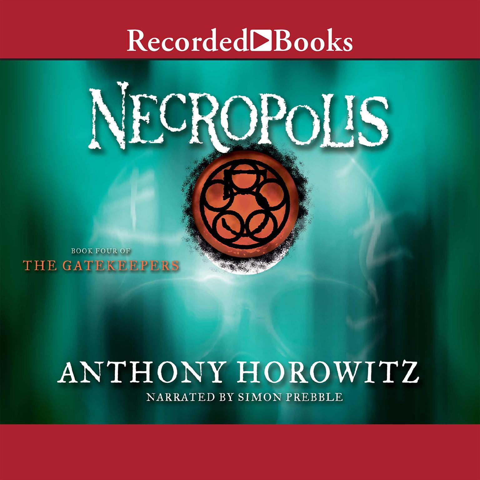 Printable Necropolis Audiobook Cover Art