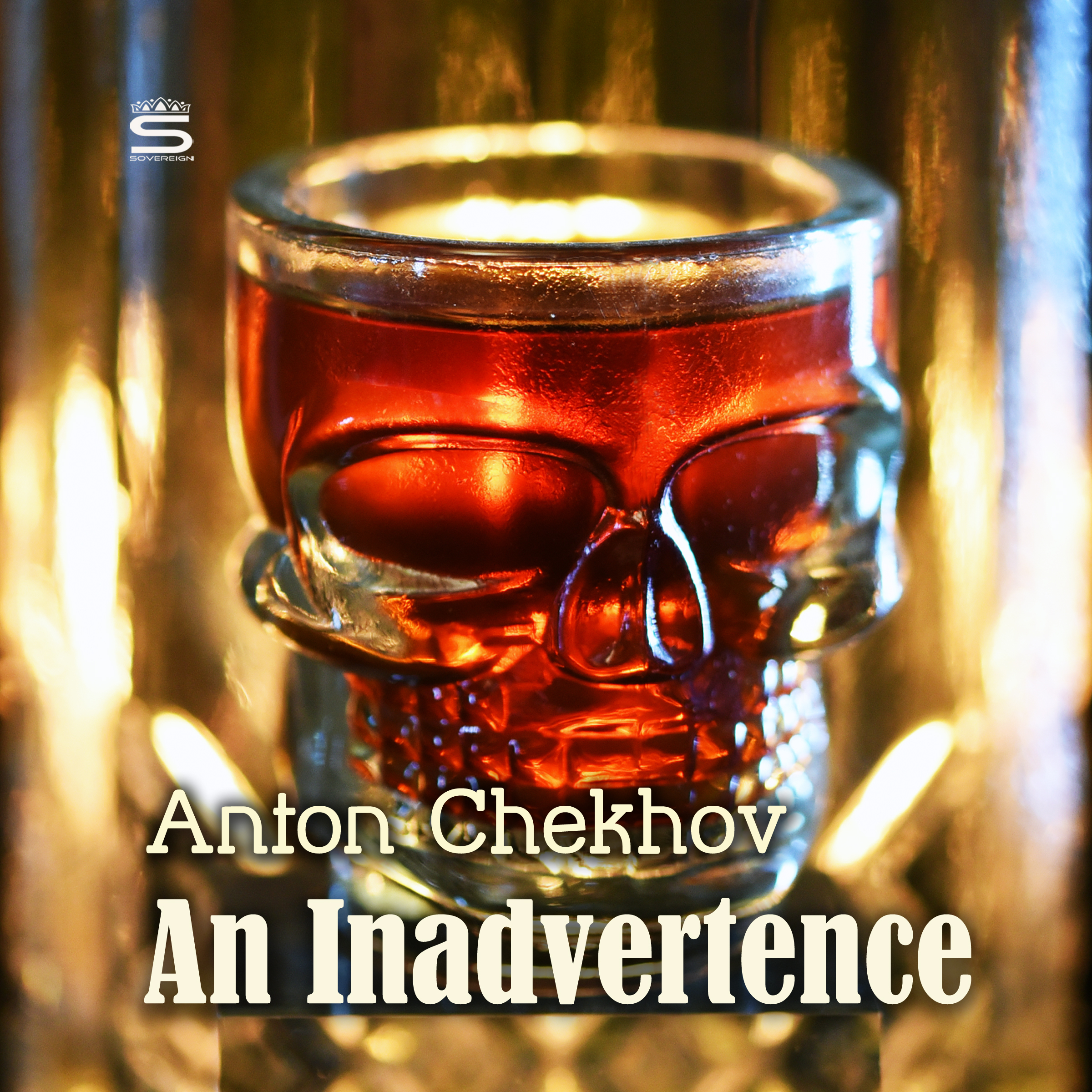 Printable An Inadvertence Audiobook Cover Art