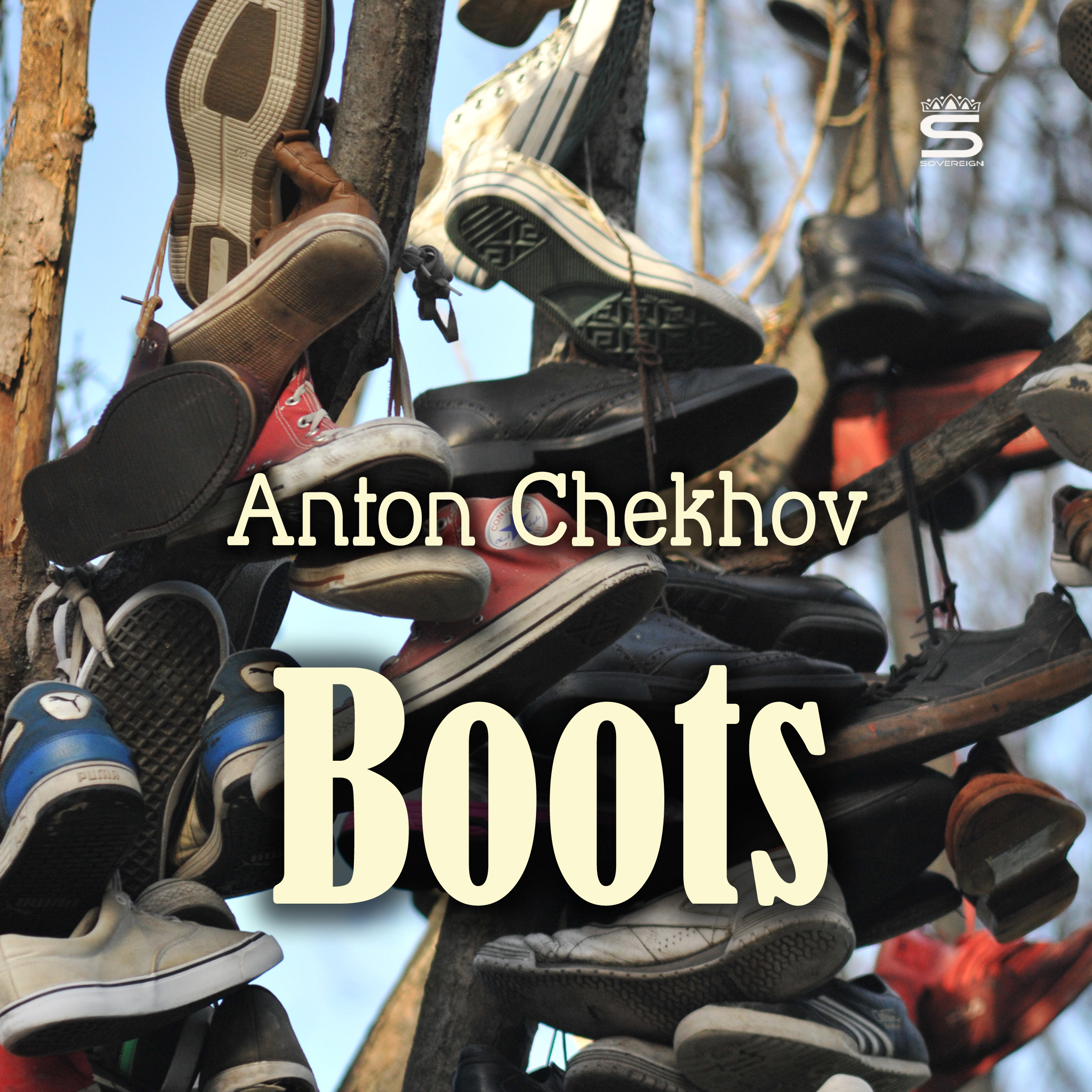 Printable Boots Audiobook Cover Art