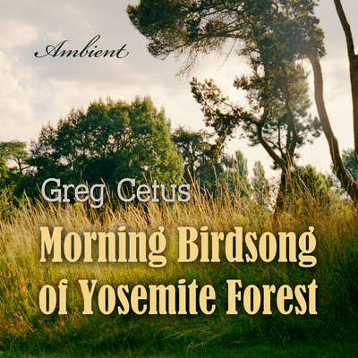 Morning Birdsong of Yosemite Forest: Ambient Soundscape Audiobook, by Greg Cetus