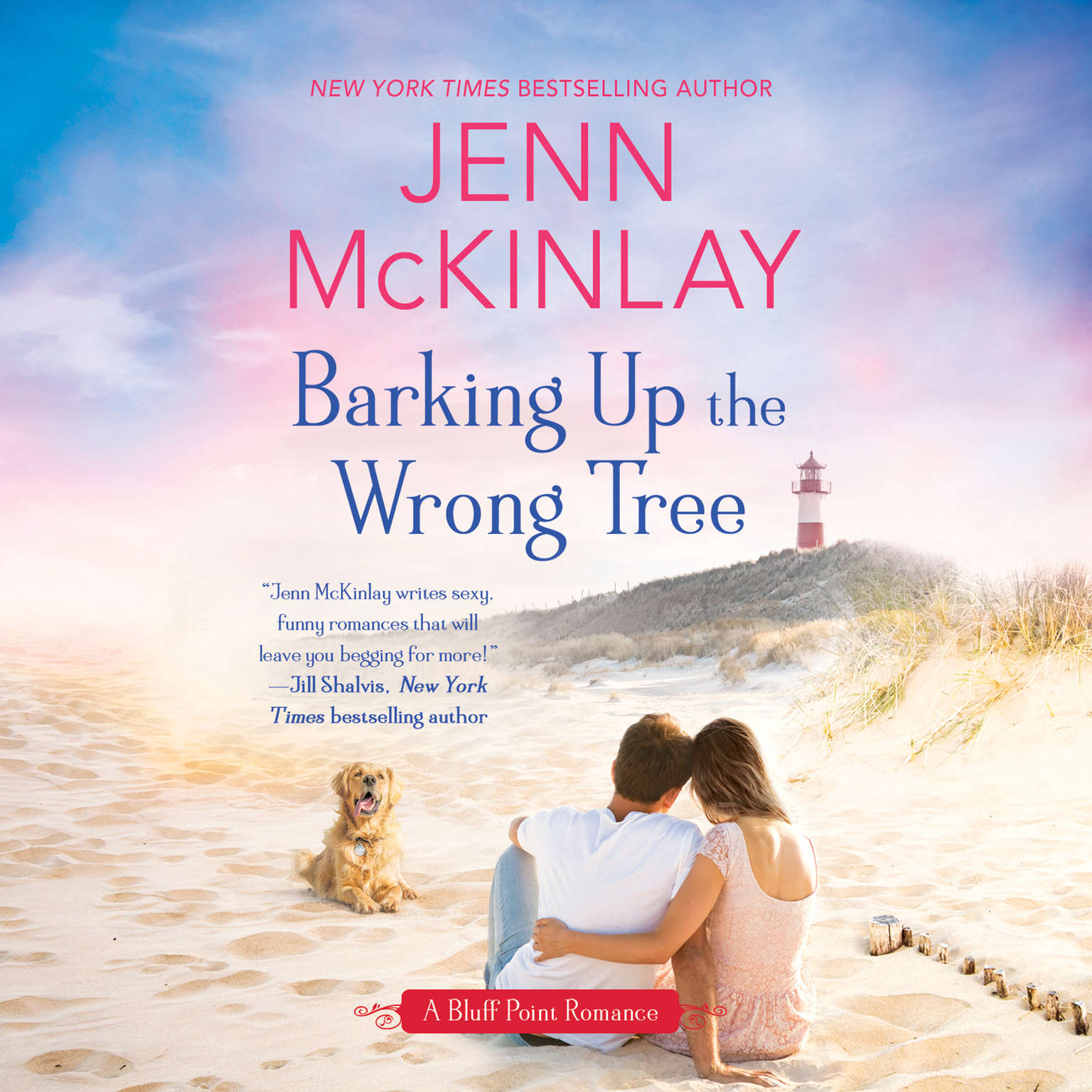 Barking Up the Wrong Tree Audiobook, by Jenn McKinlay