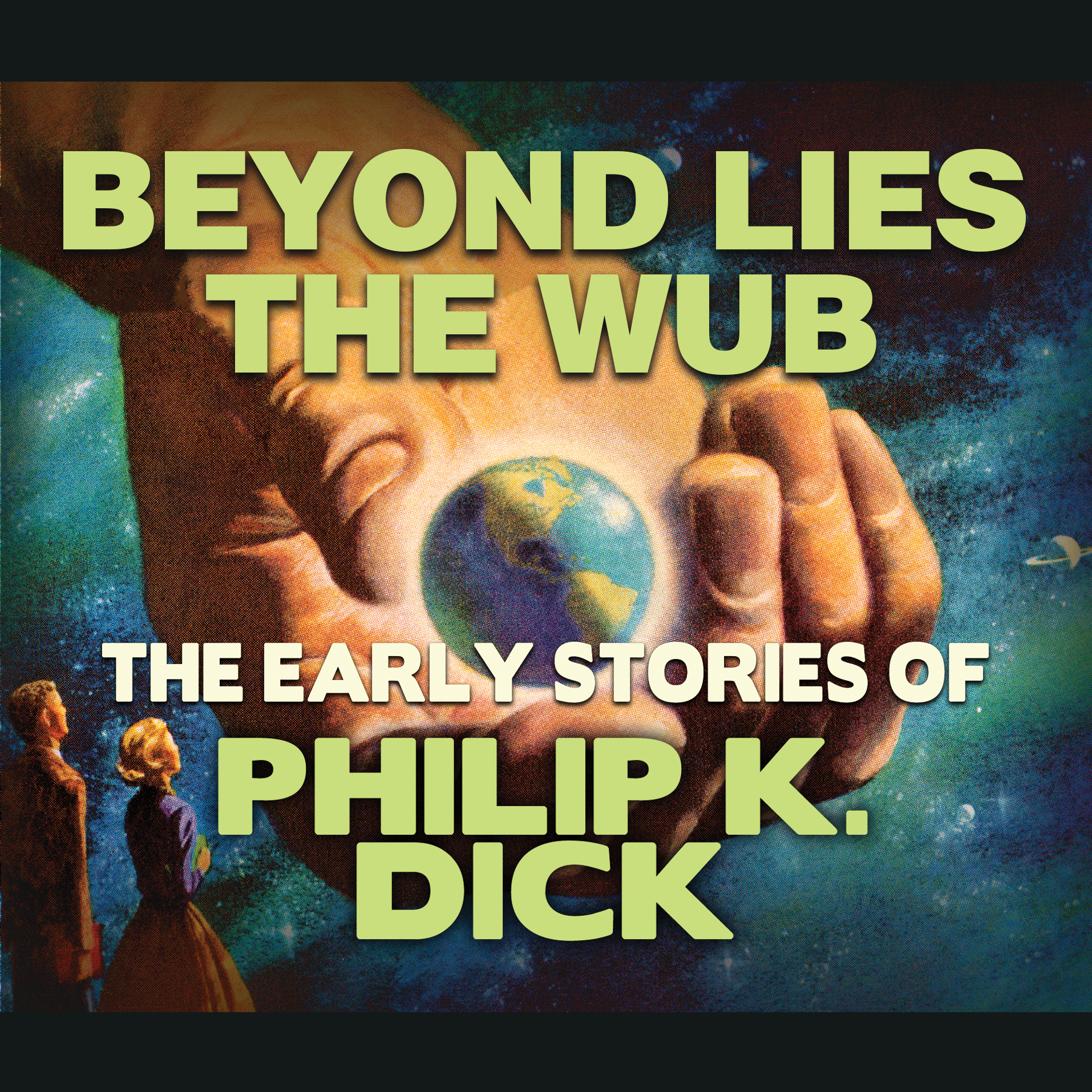 Printable Beyond Lies The Wub Audiobook Cover Art