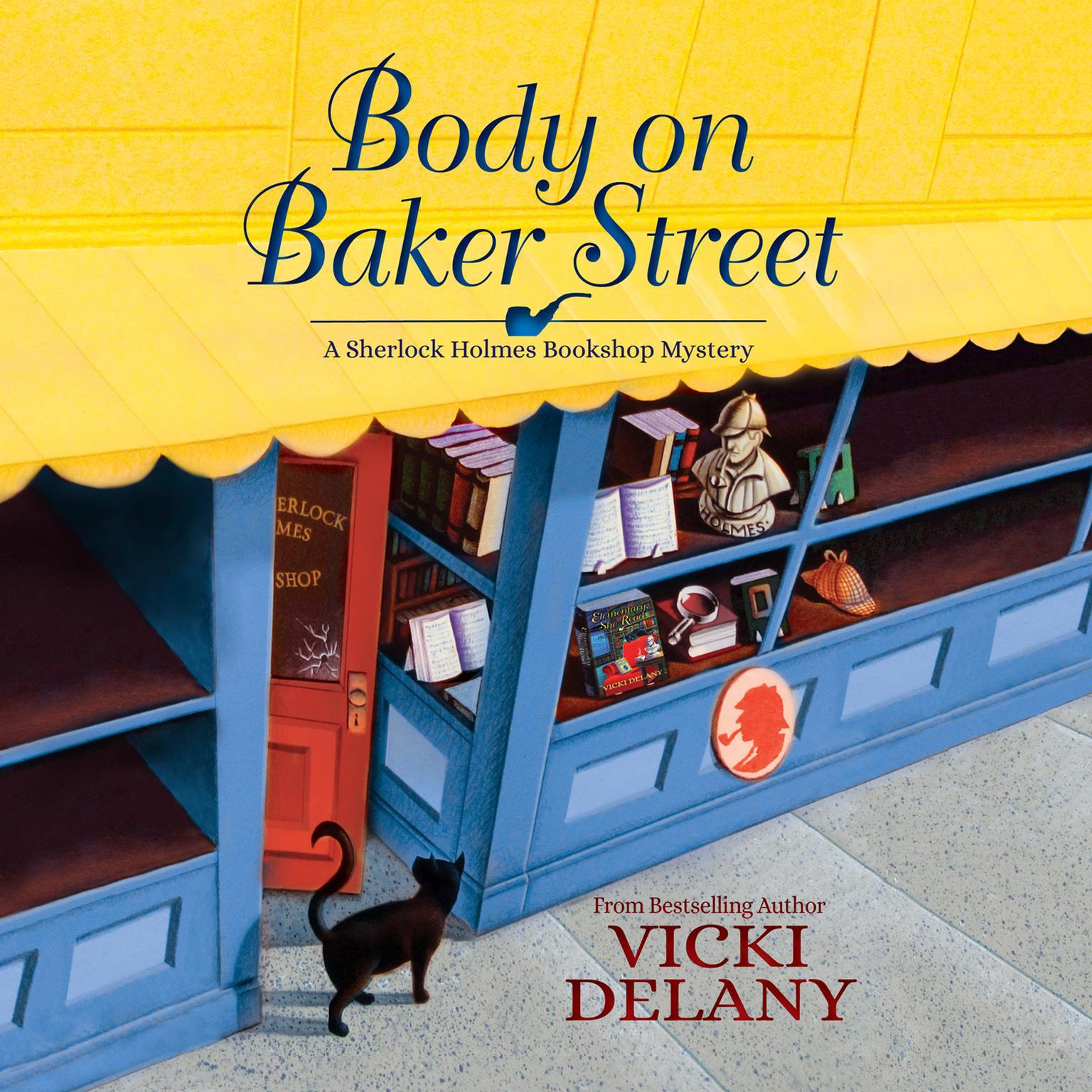 Body on Baker Street Audiobook, by Vicki Delany