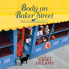 Body on Baker Street Audiobook, by Vicki Delany