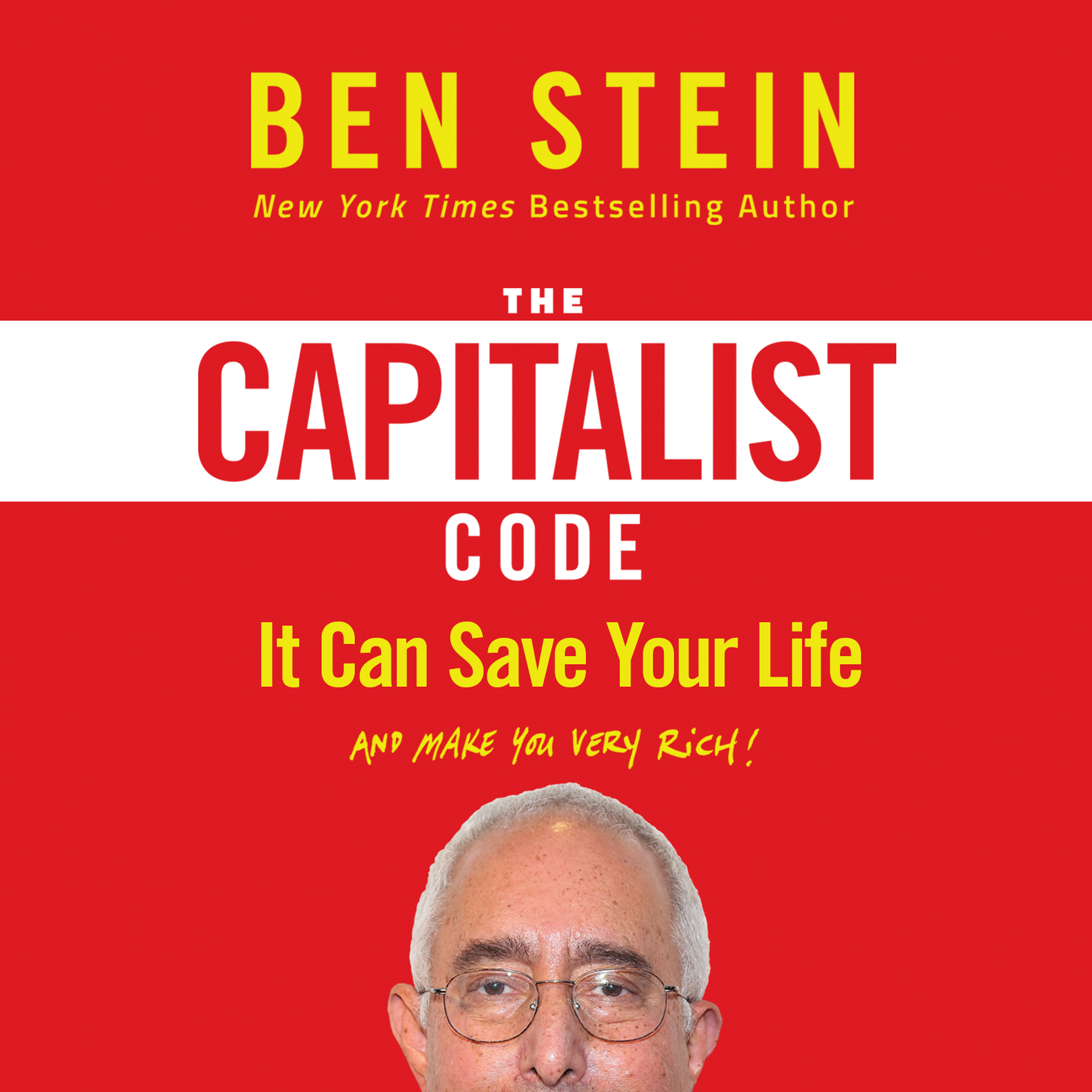 Printable The Capitalist Code: It Can Save Your Life and Make You Very Rich Audiobook Cover Art