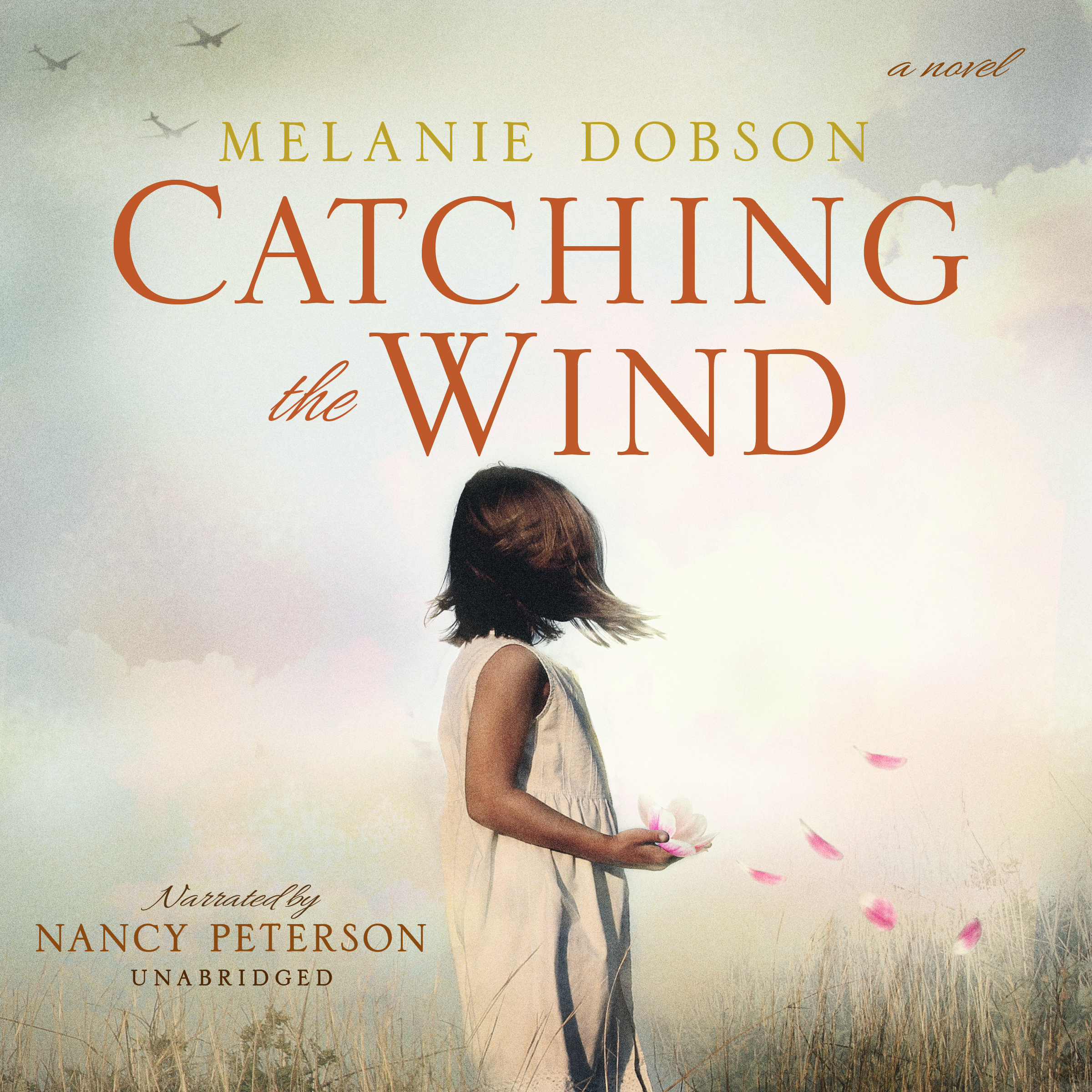 Printable Catching the Wind Audiobook Cover Art