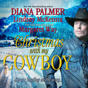 Christmas with My Cowboy Audiobook, by Diana Palmer, Lindsay McKenna, Margaret Way